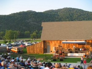 Friday evening concert at the Heritage Center in Townsend