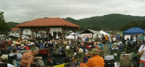 The old timers festival in Townsend.