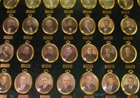 presidential portrait miniatures