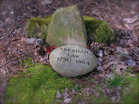 photo of old grave in the smokies