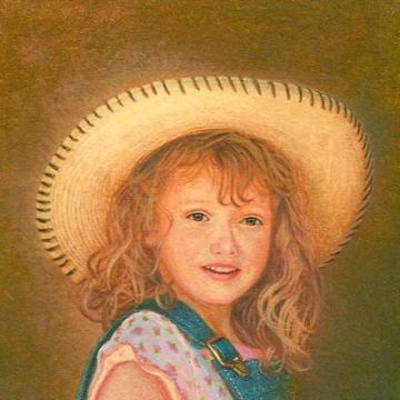 portrait miniature painting