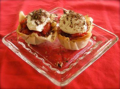 photo of strawberry pie