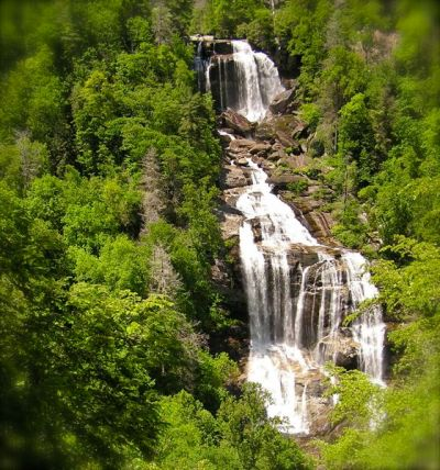 photo of Whitwater Falls