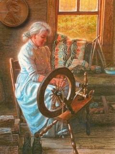 portrait miniature painting
