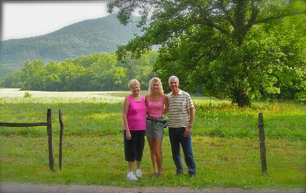 photo in cades cove