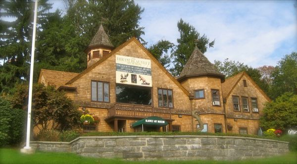 photo of the Hiram Blauvelt Art Museum
