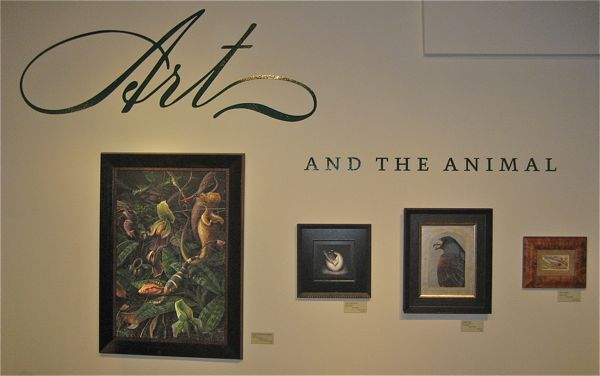52nd Society of Animal Artists Art and The Animal Exhibition