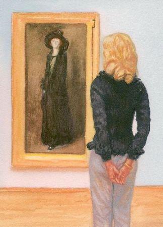 henri's the Lady in Black Velvet