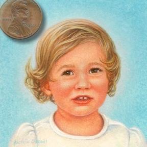 portrait miniature commission