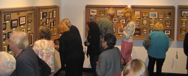 MASF opening at the Leepa-Rattner museum of art