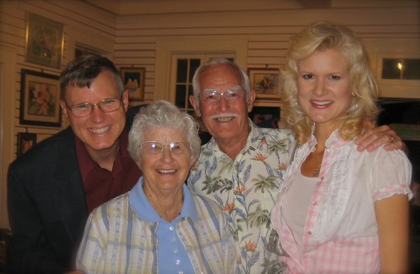 wes and rachelle siegrist with friends