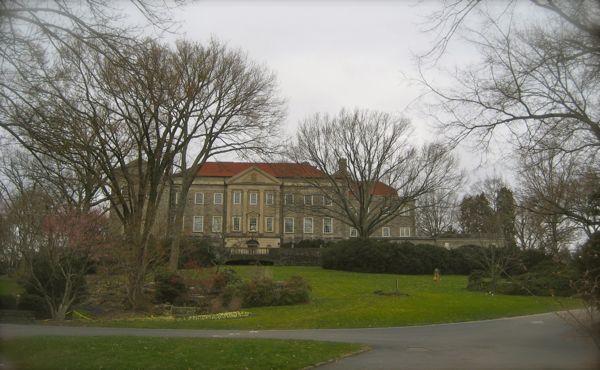 photo of Cheekwood museum of art