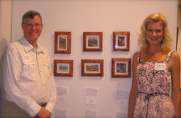 opeing of the sea of cortez show at the arizona-sonora desert museum