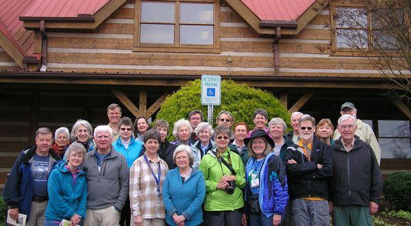 The Virginia Native Plant Society group