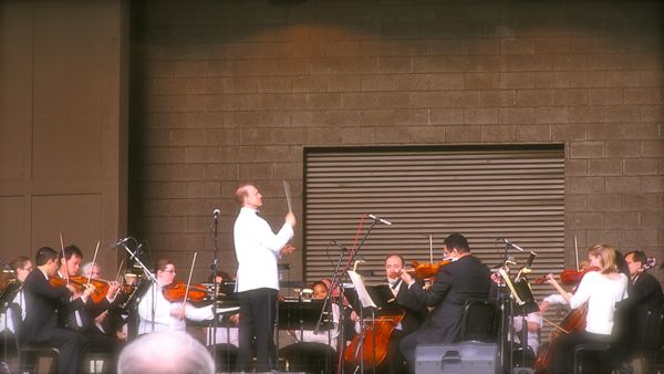 The Knoxville Symphony Chamber Orchestra