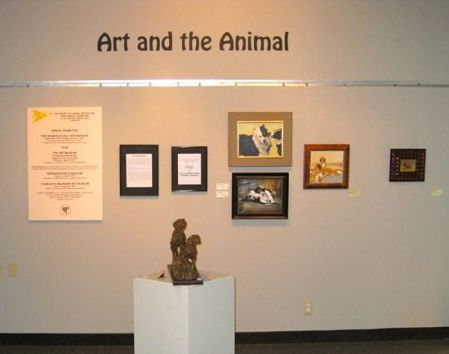 Society of Animal Artist tour