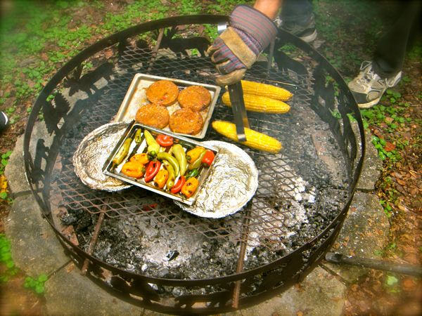photo of grilling