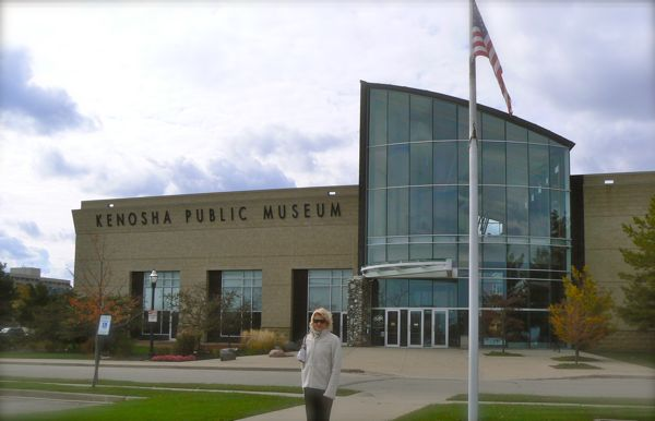 exhibition at kenosha public museum