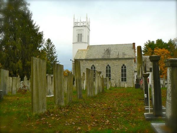 First Congregational Church in Manchester, VT