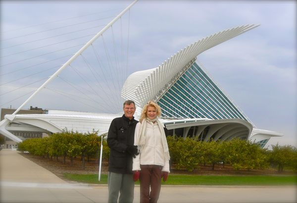 milwaukee art museum image