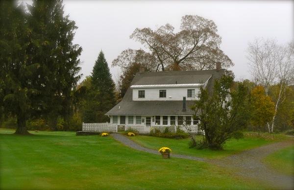 the robert frost museum