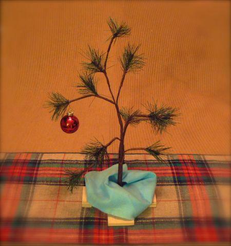 charlie brown christmas tree image