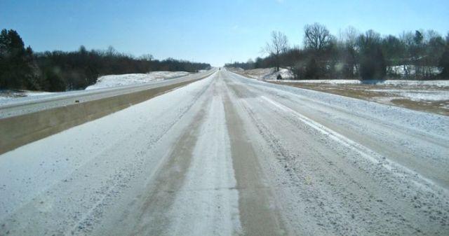highway in Oklahoma