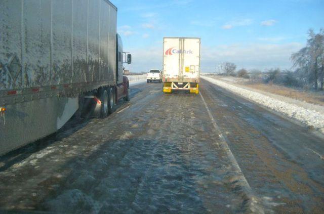 ice encrusted I40