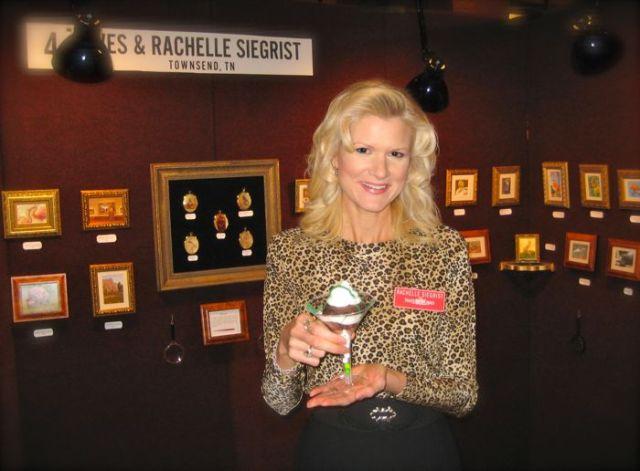Rachelle Siegrist at NatureWorks 2014