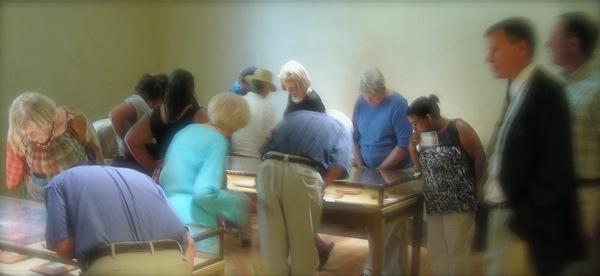 Siegrist EXQUISITE MINIATURES Exhibition at the R.W. Norton Art Gallery, 2010