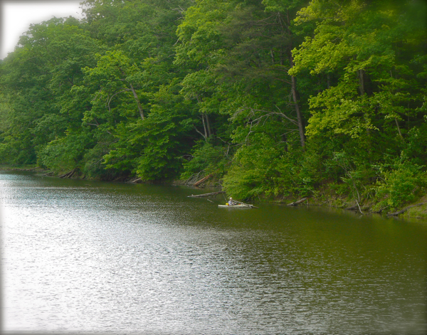 fishing in henryville state forest