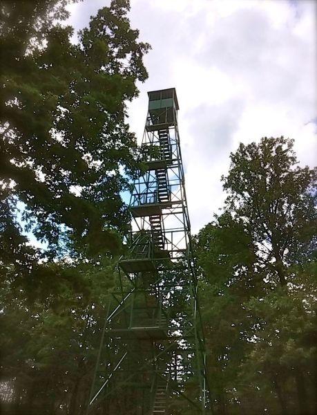 henryville fire tower