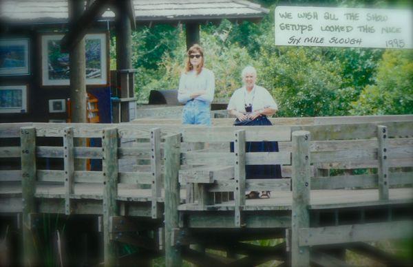 Rachelle Siegrist Six-Mile Slough 1995