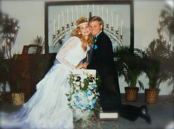 Wes and Rachelle Siegrist wedding