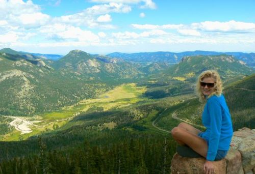 rachelle siegrist in rocky mountain national