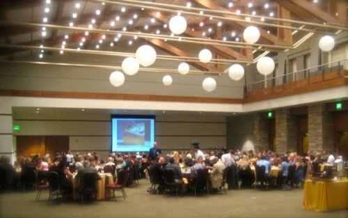 SAA awards dinner 2014