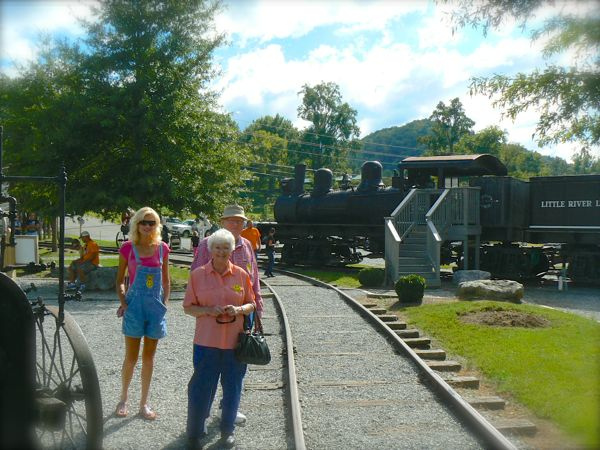 little river railroad in townsend