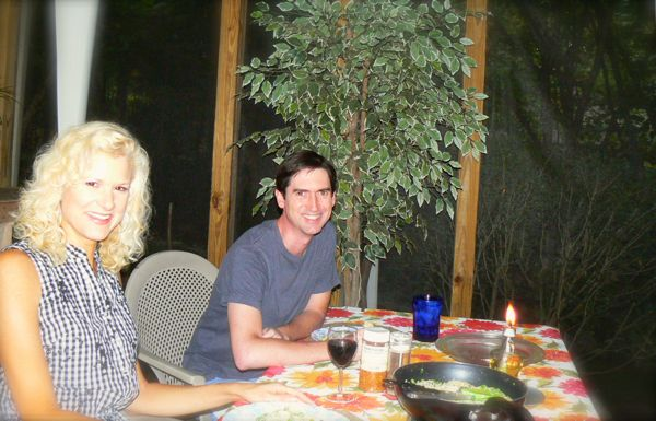 Rachelle Siegrist and Kit Gentry