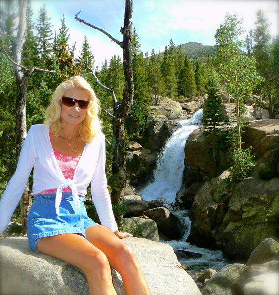 rachelle siegrist by alberta falls