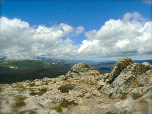 siegrist photo of alpine region in rocky mountain national park