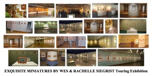 Exquisite Miniatures Tour Wes and Rachelle Siegrist