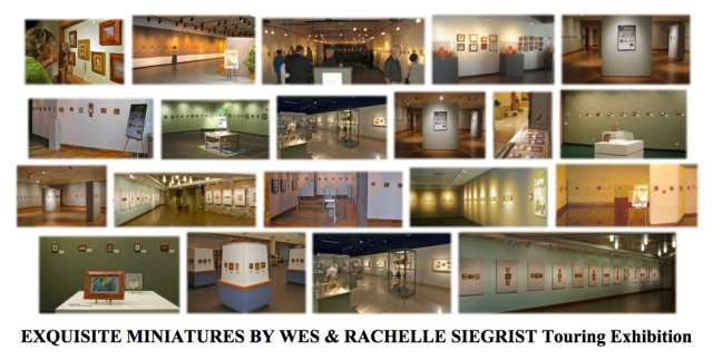 Exquisite Miniatures Tour Wes and Rachelle Siegrist