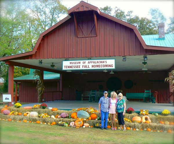fall homcoming at the museum of appalachia