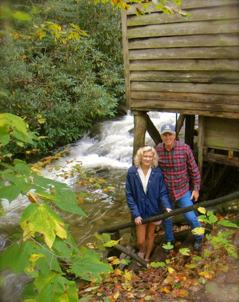 tub mill inside roaring fork motor trail