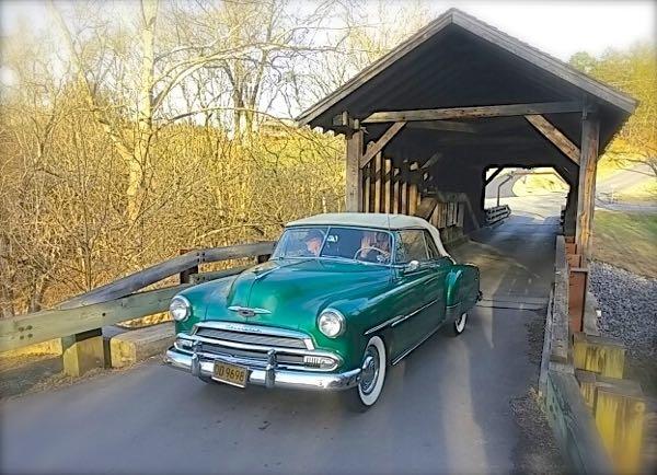 1951chevrolet deluxe convertible