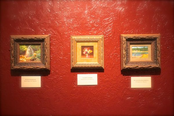 Exquisite Miniatures at Steamboat art museum 5
