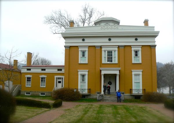lanier mansion in madison