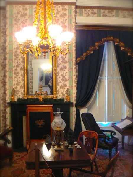 room in lanier mansion