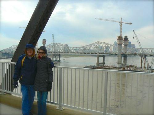 the big four bridge in louisville