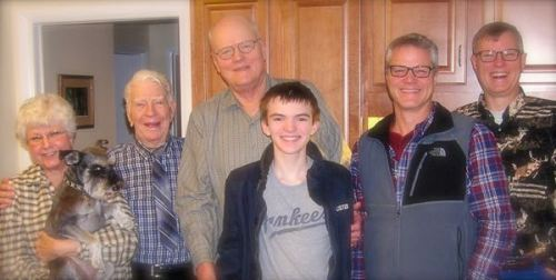 siegrist family 2014